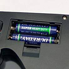 2 * AAA Batterie