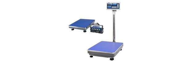 Professional and industrial scales