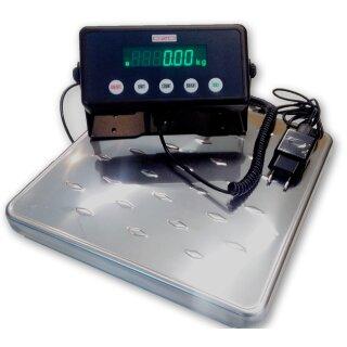 DJ-SA: Compace plateframe scales, 100kg or 200kg