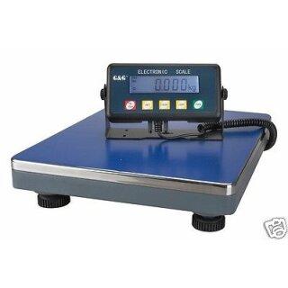 PSE Plattformwaagen, Version PSE75: 75kg/5g(0-25kg)10g(ab25kg)