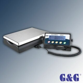 TC-KP compact plateframe scales, models with 8kg/0,2g, 15kg/0,5g or 30kg/1g