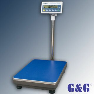 TC Plateframe scale, available in versions with max. capacity of 60kg - 600kg