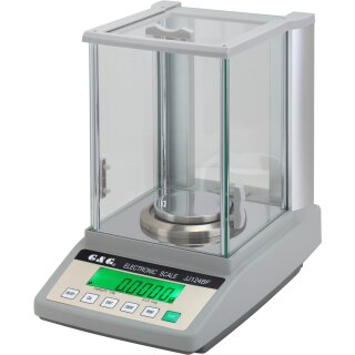 Analytical Balance with automatic internal calibration