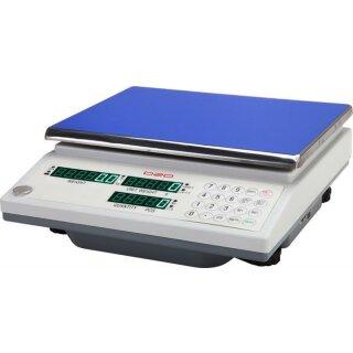 DZD Zählwaagen, Versionen bis 30kg und ab 0,1g