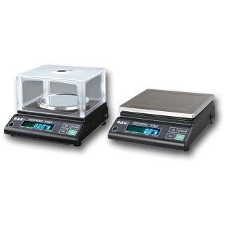 G&G JJ Precision scales