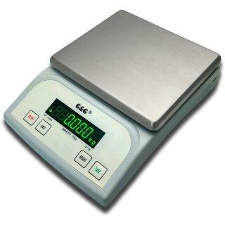 KF Küchenwaagen, verschiedene Modelle bis 25kg Messbereich, ab 0,1g (große Version)