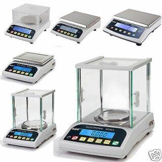 PLC Bench Scales, Precision Scales, Laboratory Scales