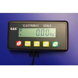 Sparepart: Replacement Display for Series PSE & PSB
