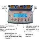 DZD DJ-BF 0,0001g Analysenwaagen, automatischer Justierung, Modelle von max. 120g bis 320g Kapazität